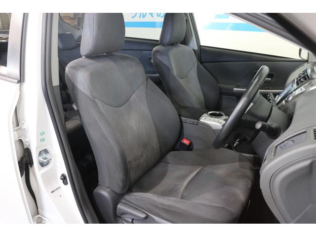 トヨタ プリウスアルファ Gツーリングセレクション 5年保証対象車両 純正8インチナビ