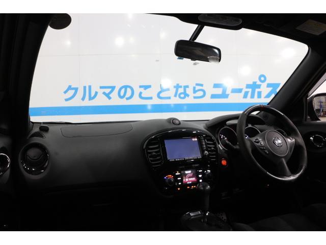日産 ジューク ニスモ OP 10年保証対象車両 NISMO専用エアロ