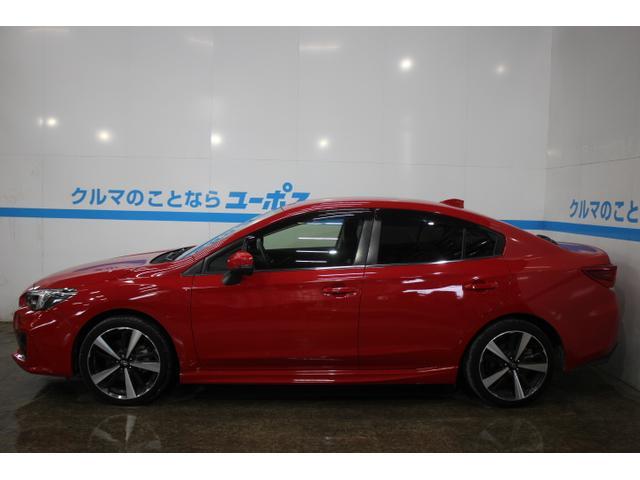 2.0i-Sアイサイト OP10年保証対象車 純正ナビ(3枚目)