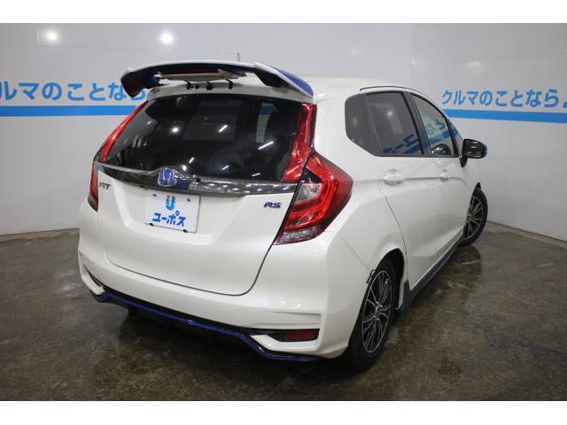 RS ホンダセンシング OP10年保証対象車 レカロシート(5枚目)