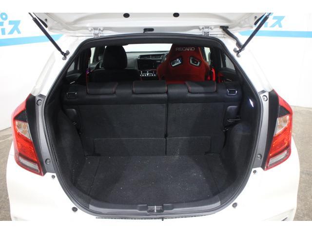 RS ホンダセンシング OP10年保証対象車 レカロシート(12枚目)