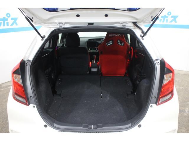 RS ホンダセンシング OP10年保証対象車 レカロシート(13枚目)