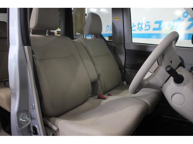 空間設計として、助手席のスライド幅を従来比10cm拡張、38cmのロングスライド化を実現。