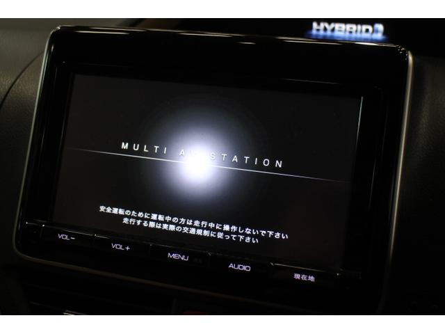 CD/DVD/Bluetooth/フルセグTV機能付き純正ナビ