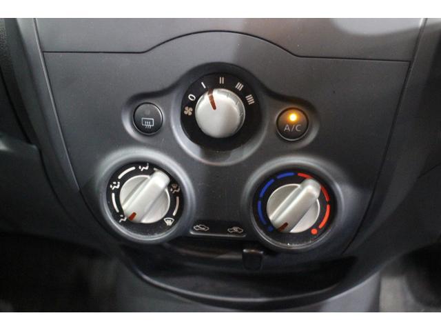 暑い日も寒い日も快適なドライブを!エアコン機能!