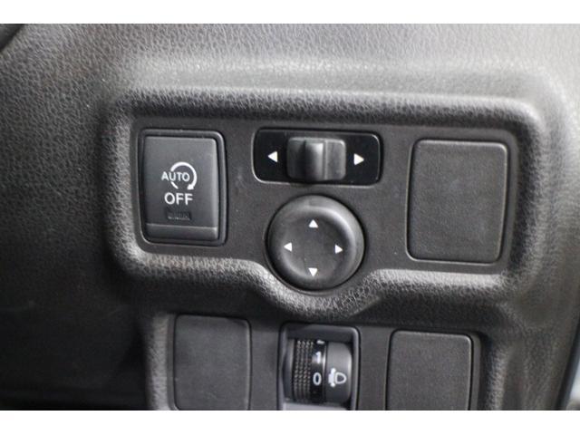 アイドリングストップ/ドアミラー調節スイッチ!