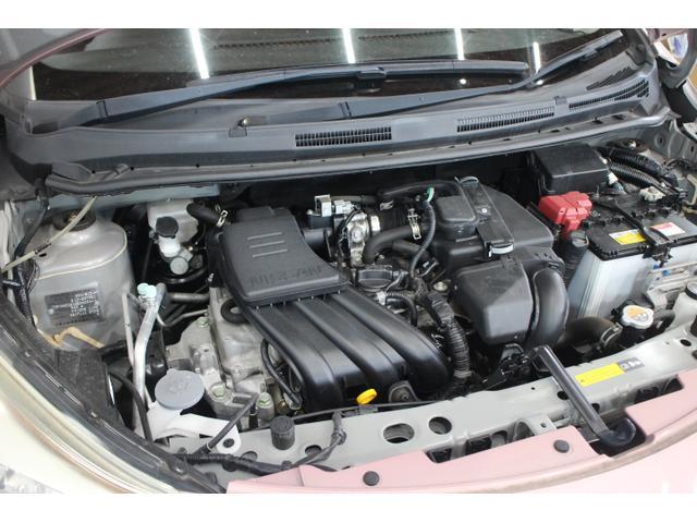 水冷直列3気筒DOHC12バルブ 最高出力79ps(58kW)/6000rpm最大トルク10.8kg・m(106N・m)/4400rpm