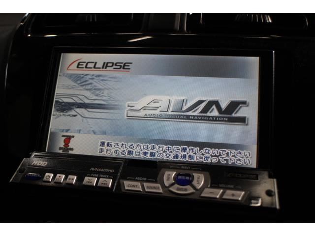 イクリプスHDDナビ(AVN6605HD)CD/DVD/MSV機能付き♪