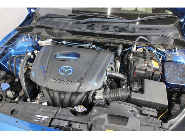水冷直列4気筒DOHC16バルブ 最高出力92ps(68kW)/6000rpm最大トルク12.3kg・m(121N・m)/4000rpm