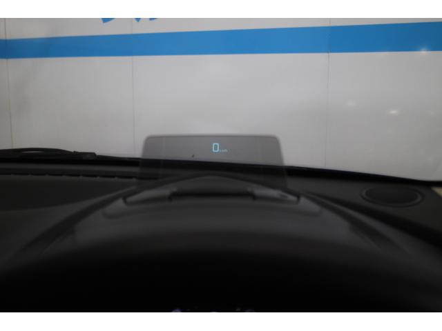 視線移動を少なくし安全運転をサポート!ヘッドアップディスプレイ!