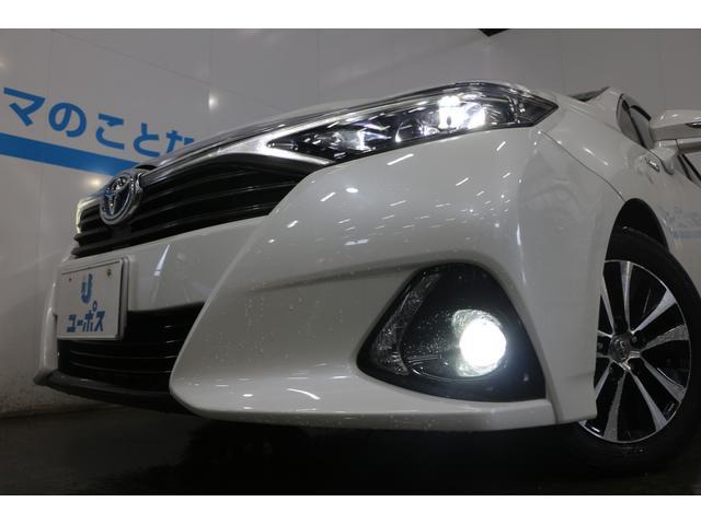 ほぼ車両の全幅をカバーする超ワイドサイズヘッドランプを採用し、精悍で前を見据えるような鋭い目つきのデザインにする等、先進的かつ高級感を付与したデザインとした