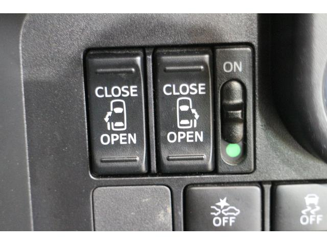 両側パワースライドドアは手元で楽々開け閉め可能です