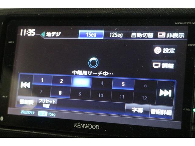 CD/DVD/フルセグTV機能付きケンウッドナビ