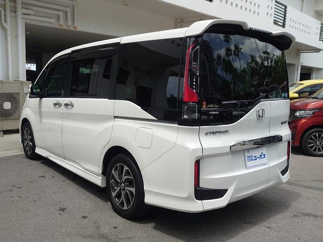 外観を変更し、安全運転支援システム「Honda SENSING」の機能をさらに充実させた。