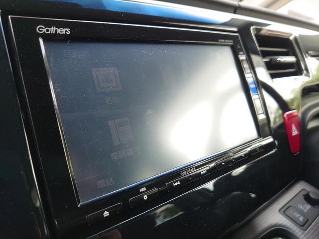 純正メモリーナビ(フルセグTV/DVD/CD/Bluetooth/SD)
