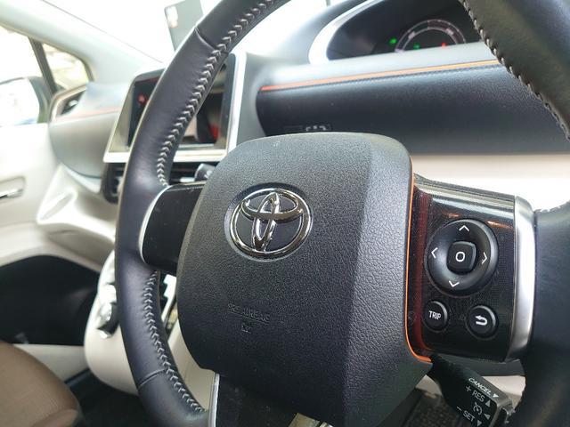 ハイブリッドG OP10年保証対象車 後期 トヨタセーフティセンス 両側パワースライドドア 2トーンカラー(17枚目)