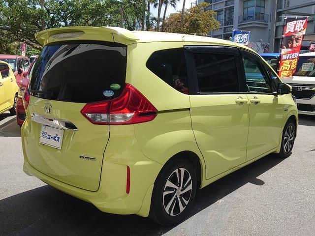ハイブリッド・Gホンダセンシング OP10年保証対象車 社外SDナビ(CD・Bluetooth・SD・フルセグ) 両側パワ-スライドドア(5枚目)