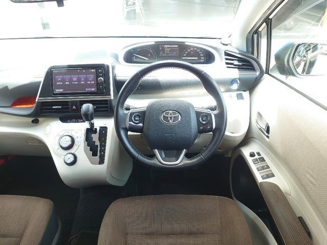 ハイブリッドG OP10年保証対象車 トヨタ純正SDナビ(フルセグ・CD・Bluetooth) 両側パワ-スライドドア プリクラッシュセーフティー(10枚目)