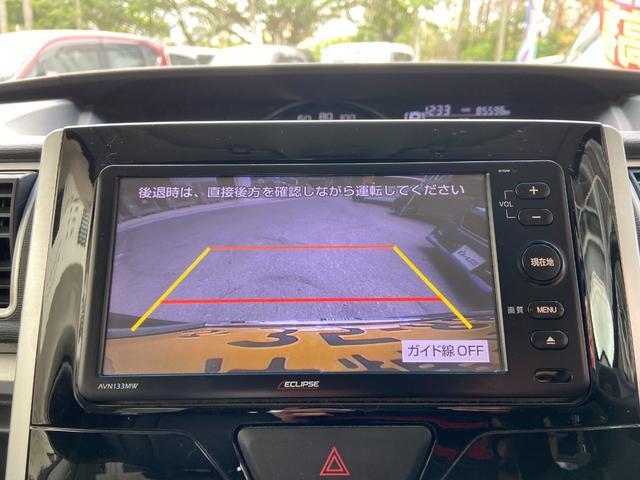 カスタムRS OP5年保証対象車 両側パワ-スライドドア SDナビ(ワンセグ・CD) バックモニター(16枚目)