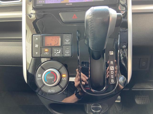 カスタムRS OP5年保証対象車 両側パワ-スライドドア SDナビ(ワンセグ・CD) バックモニター(17枚目)
