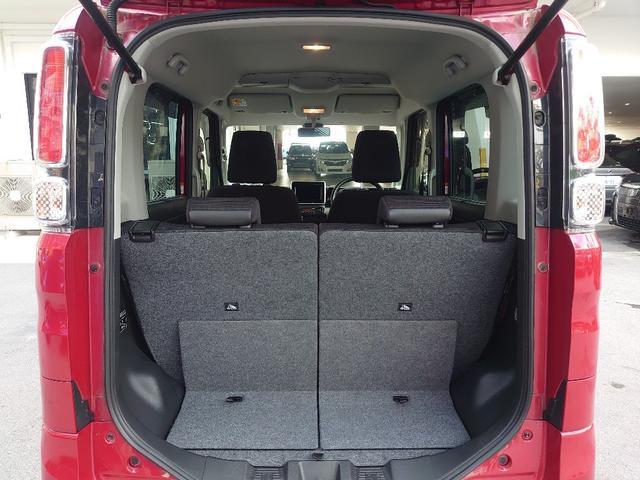 荷室高を拡大して大きな荷物も入れやすくなったラゲッジルームなど、利便性をさらに向上させたパッケージングを採用