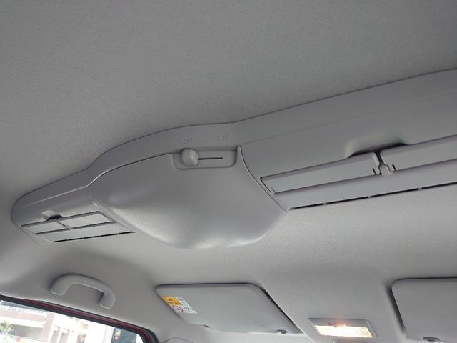 サーキュレーターが付いているので、後部座席に座られる方も涼しく快適に過ごせます