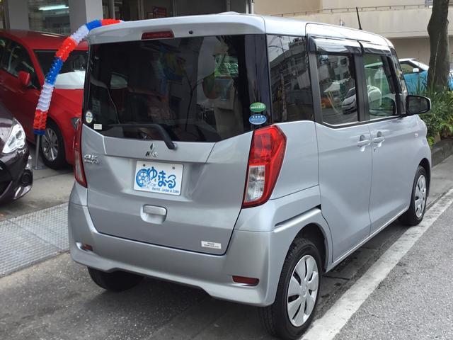 「三菱」「eKスペース」「コンパクトカー」「沖縄県」の中古車8