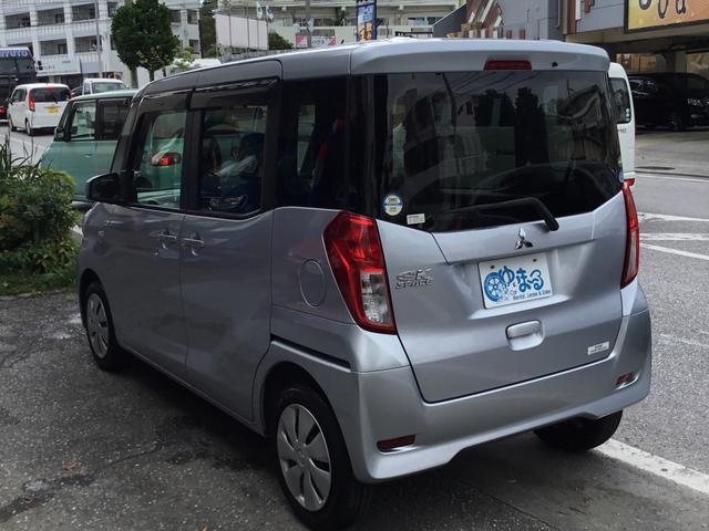 「三菱」「eKスペース」「コンパクトカー」「沖縄県」の中古車9