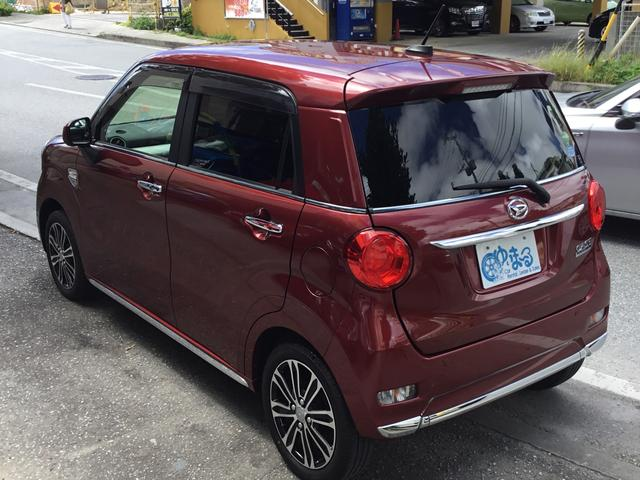 「ダイハツ」「キャスト」「コンパクトカー」「沖縄県」の中古車9