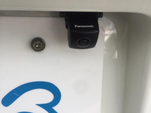 バックモニターカメラ