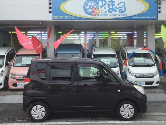G 左パワースライドドア・ナビ・ETC・純正ホイール・レンタアップ・車検整備付き・保証付き(4枚目)