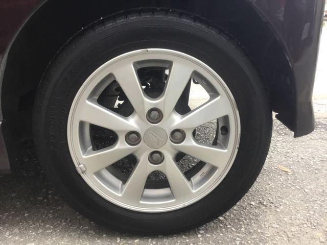 カスタムX オプションカラー・キーレスエントリー・フォグランプ・HID・オートエアコン・AUX・禁煙車・ベンチシート・CD・ドアミラーウインカー・車検整備付き・保証付き(18枚目)