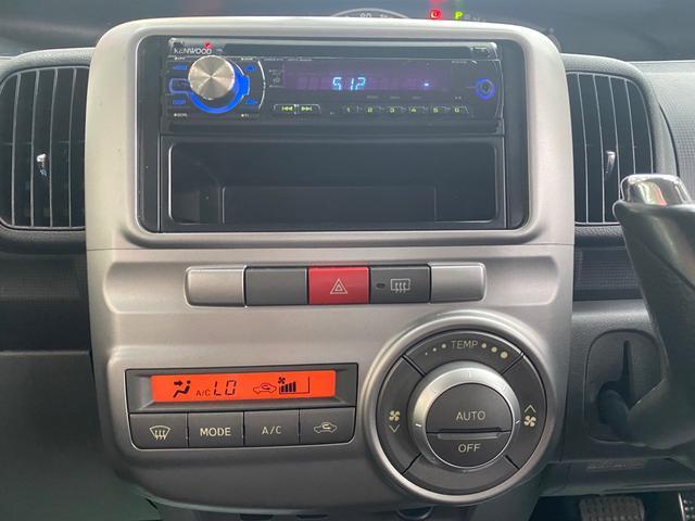 カスタムX オプションカラー・キーレスエントリー・フォグランプ・HID・オートエアコン・AUX・禁煙車・ベンチシート・CD・ドアミラーウインカー・車検整備付き・保証付き(27枚目)