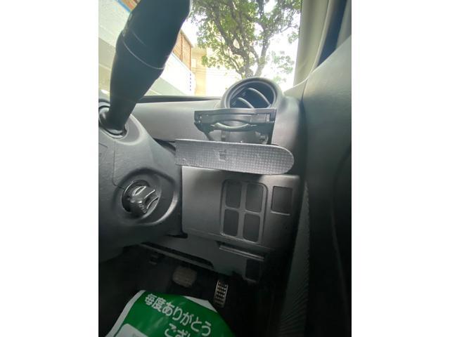 カスタムX オプションカラー・キーレスエントリー・フォグランプ・HID・オートエアコン・AUX・禁煙車・ベンチシート・CD・ドアミラーウインカー・車検整備付き・保証付き(34枚目)