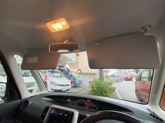 カスタムX オプションカラー・キーレスエントリー・フォグランプ・HID・オートエアコン・AUX・禁煙車・ベンチシート・CD・ドアミラーウインカー・車検整備付き・保証付き(36枚目)