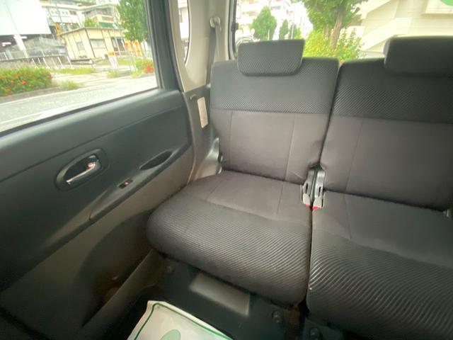 カスタムX オプションカラー・キーレスエントリー・フォグランプ・HID・オートエアコン・AUX・禁煙車・ベンチシート・CD・ドアミラーウインカー・車検整備付き・保証付き(38枚目)