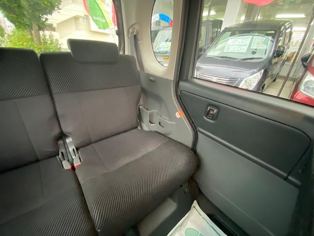 カスタムX オプションカラー・キーレスエントリー・フォグランプ・HID・オートエアコン・AUX・禁煙車・ベンチシート・CD・ドアミラーウインカー・車検整備付き・保証付き(39枚目)