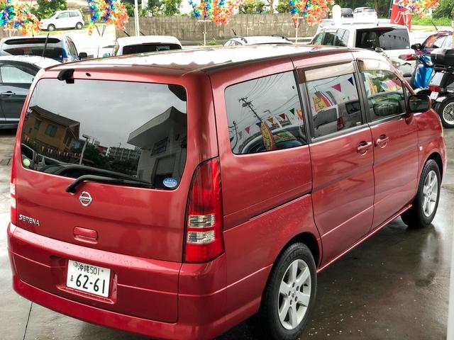 「日産」「セレナ」「ミニバン・ワンボックス」「沖縄県」の中古車9