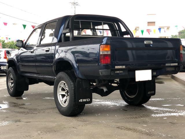 「トヨタ」「ハイラックスピックアップ」「SUV・クロカン」「沖縄県」の中古車5