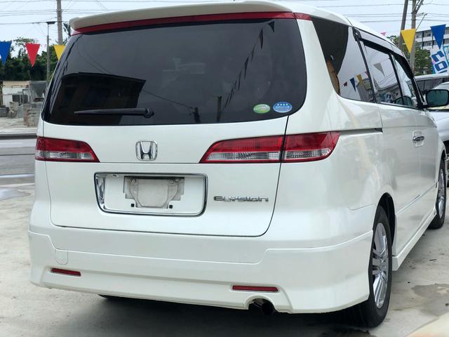「ホンダ」「エリシオン」「ミニバン・ワンボックス」「沖縄県」の中古車7
