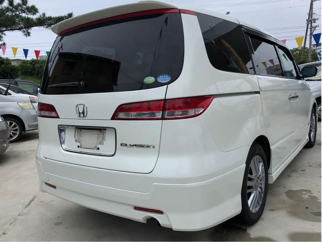 「ホンダ」「エリシオン」「ミニバン・ワンボックス」「沖縄県」の中古車9