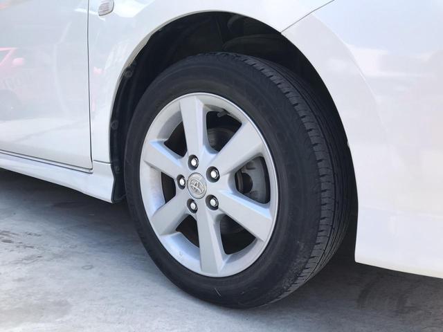 トヨタ アイシス プラタナ 突然の故障も安心の2年間修理保証付 タイヤ新品