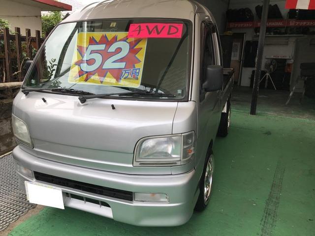 ジャンボ 5MT 4WD エアコン(3枚目)