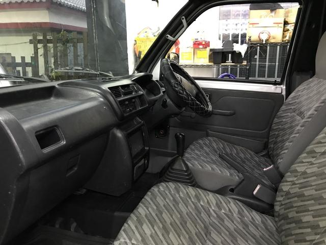 ジャンボ 5MT 4WD エアコン(11枚目)