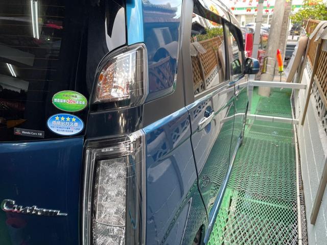 G・ターボパッケージ スマートキー プッシュスタート 衝突軽減システム 純正ギャザーズナビ ワンセグTV Bluetooth ハーフレザーシート(9枚目)