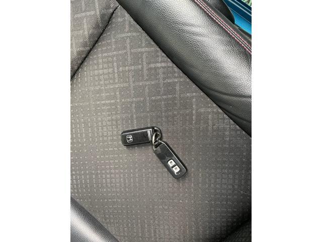 G・ターボパッケージ スマートキー プッシュスタート 衝突軽減システム 純正ギャザーズナビ ワンセグTV Bluetooth ハーフレザーシート(12枚目)