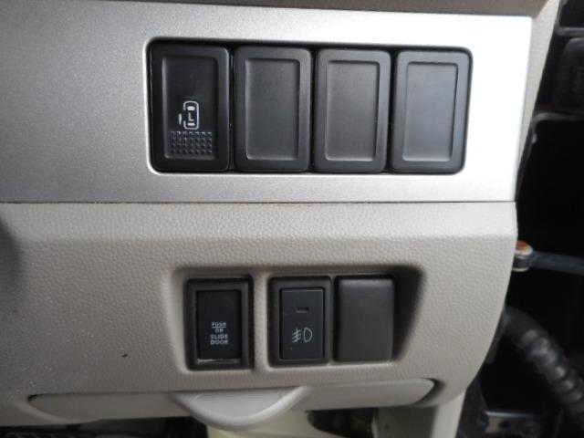 スズキ エブリイワゴン PZターボ  左側パワースライドドア 本土中古車