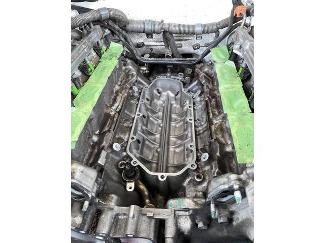 5700ccパワフルエンジン