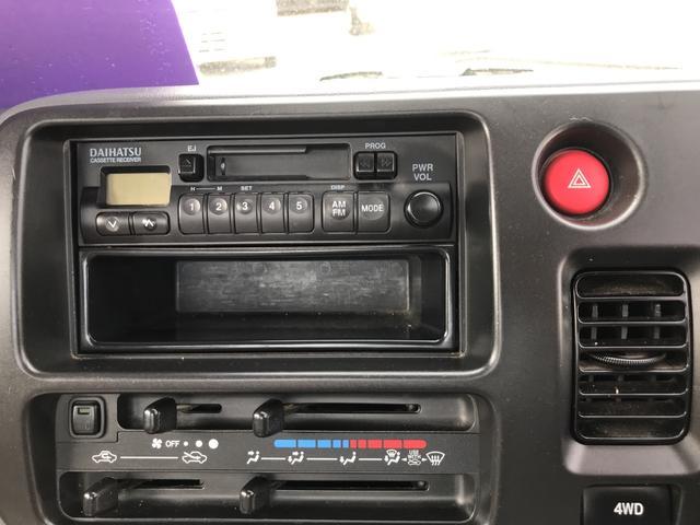 エクストラ 4WD オートマ パワステ エアコン(18枚目)