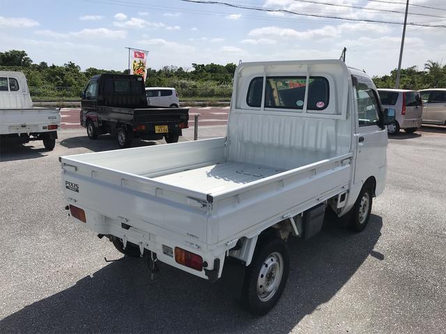ピクシストラックスペシャルエアコン・パワステバージョン 4WD AT車